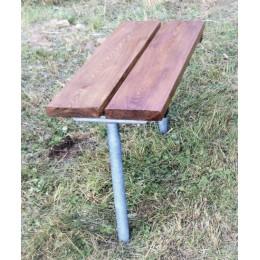 Опора для скамейки винтовая Т32х1000